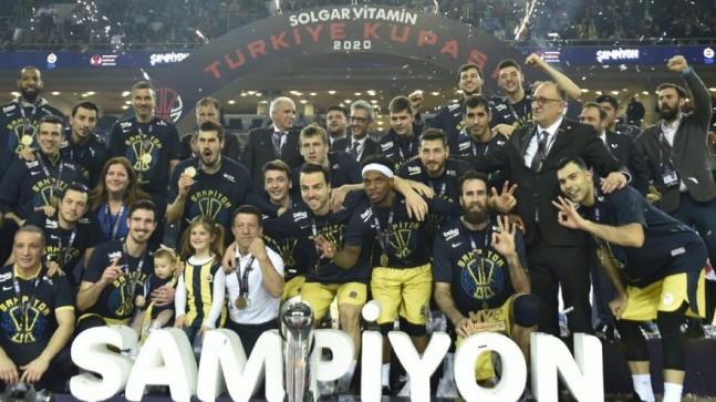 Fenerbahçe'den şampiyonluk paylaşımı: 'Seneye devam edecek!'