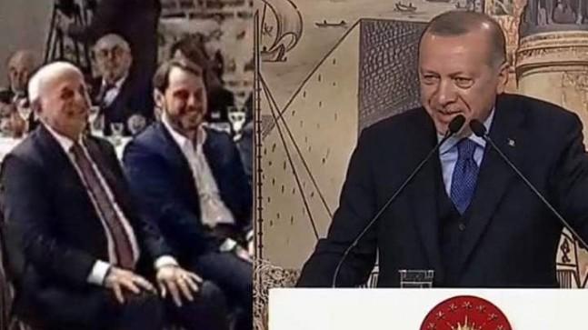 ERDOĞAN'A ÇOK BÜYÜK TEPKİ !