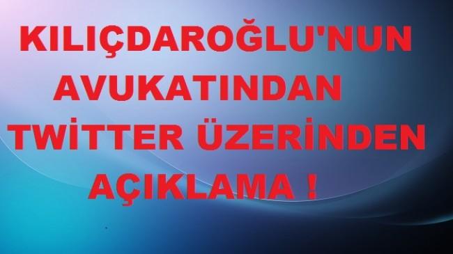 Kemal Kılıçdaroğlu ve Cumhuriyet Halk Partisi Avukatından açıklama..