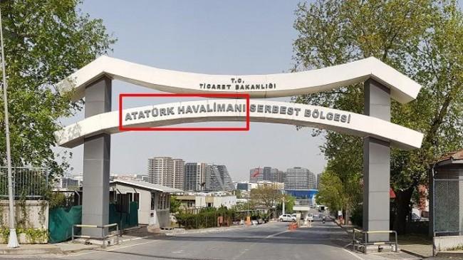 Cumhurbaşkanı Erdoğan'ın kararıyla 'Atatürk Havalimanı' adı silindi