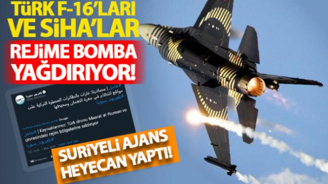 Suriye kaynakları: Türk ordusu saldırıları altındayız!