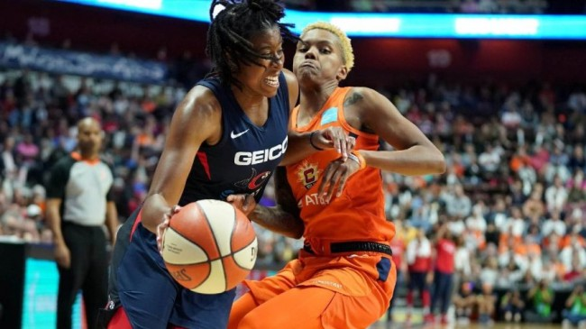 WNBA askıya alındı