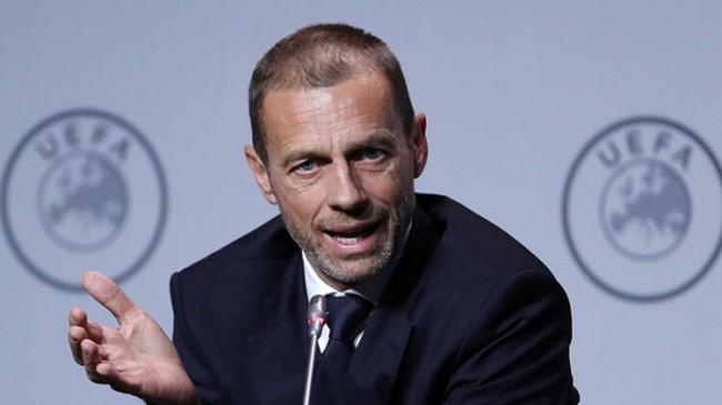 UEFA Başkanı Ceferin, Şampiyonlar Ligi finali için tarih verdi !