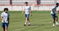Bayern Münih'ten 'sosyal mesafeli' antrenman!