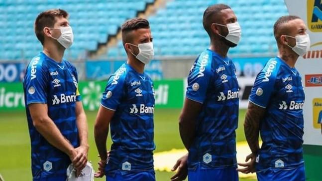 Lig başlarsa futbolcular maske takacak mı?
